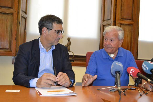 La UMU y la Asociación de Laringectomizados de la Región renuevan un convenio para la realización de prácticas externas - 1, Foto 1