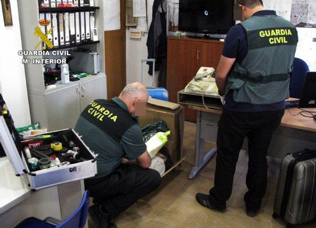 La Guardia Civil desmantela un grupo criminal dedicado al robo en locales comerciales y de ocio - 3, Foto 3
