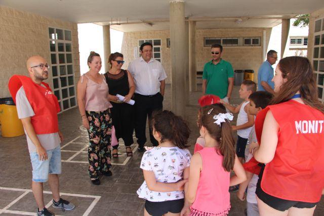 La Escuela de verano municipal atiende a más de 380 niños en los meses de julio y agosto - 1, Foto 1