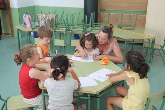 La Escuela de verano municipal atiende a más de 380 niños en los meses de julio y agosto - 2, Foto 2