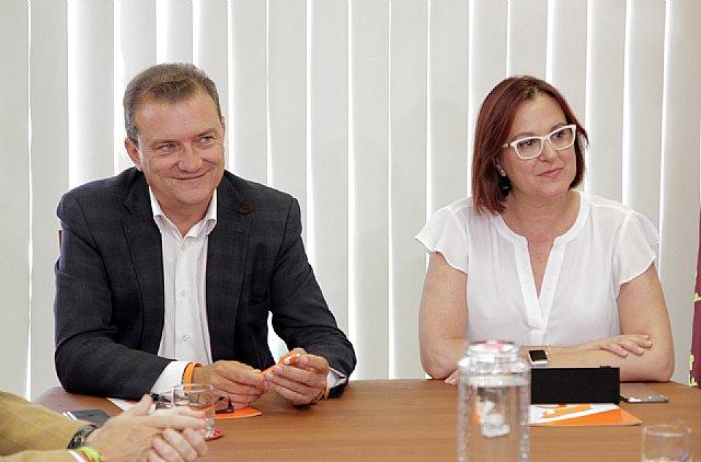 Ciudadanos lidera el desbloqueo de una investidura viable de Fernando López Miras en Murcia, Foto 3