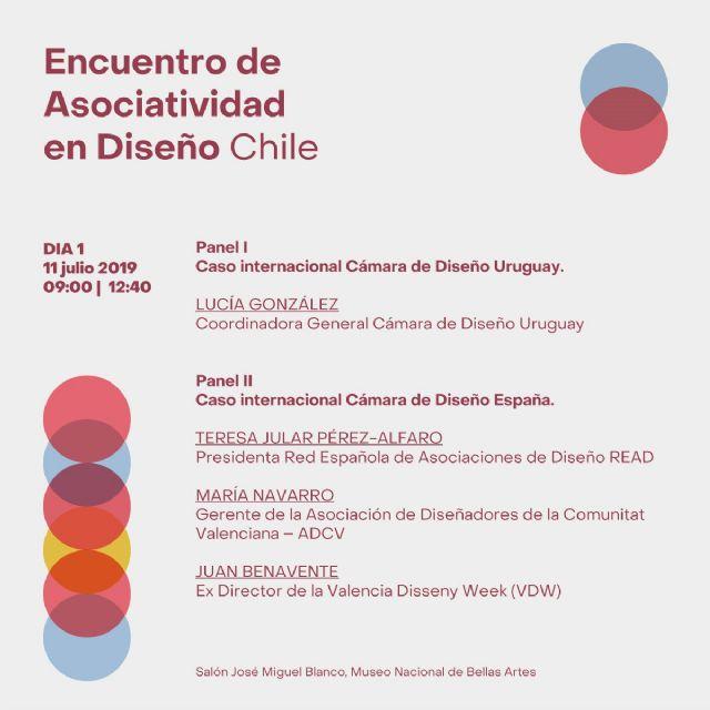 READ, invitada a participar en el 1er. Encuentro Nacional de Asociatividad en Santiago de Chile, Foto 3