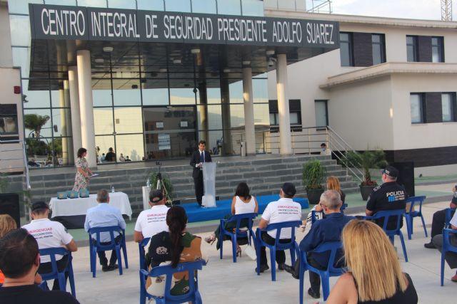 San Pedro del Pinatar homenajea a las víctimas del coronavirus y a las personas y colectivos que han trabajado durante la pandemia - 1, Foto 1