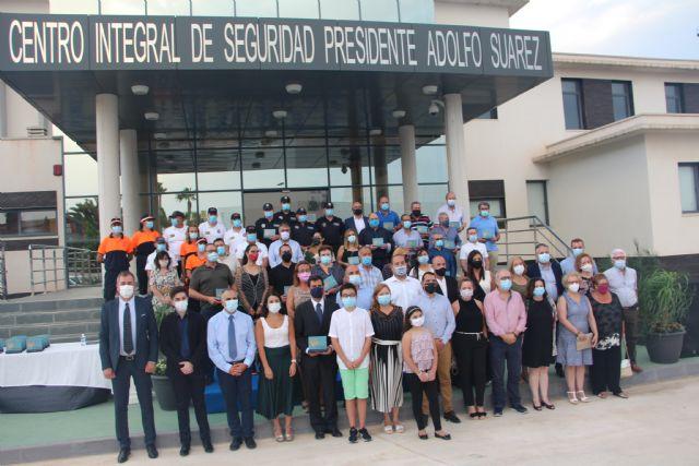 San Pedro del Pinatar homenajea a las víctimas del coronavirus y a las personas y colectivos que han trabajado durante la pandemia - 2, Foto 2