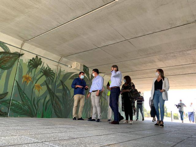 Nuevo itinerario peatonal accesible entre Pozo Aledo y San Javier - 1, Foto 1