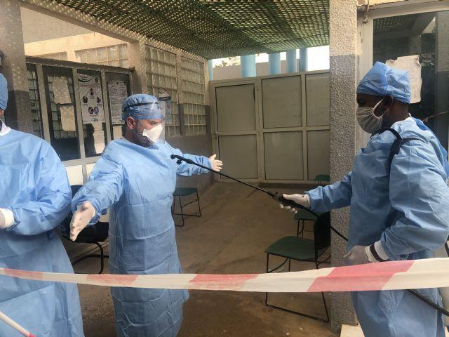 El experto en emergencias Manuel Pardo regresa de Mauritania tras colaborar frente al COVID19 - 1, Foto 1