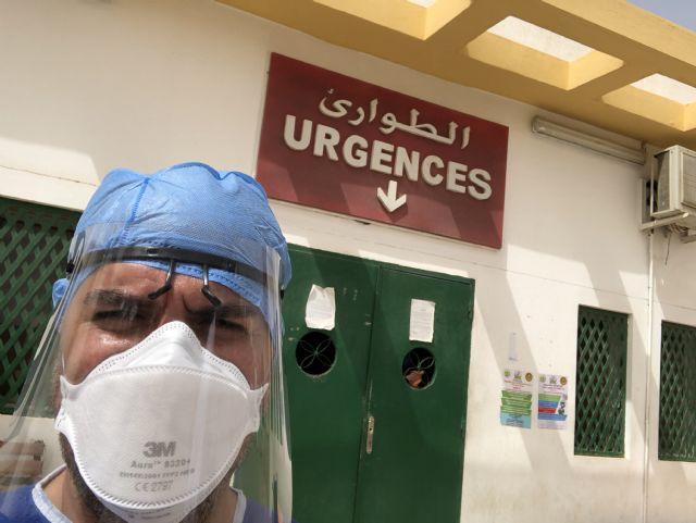 El experto en emergencias Manuel Pardo regresa de Mauritania tras colaborar frente al COVID19 - 2, Foto 2