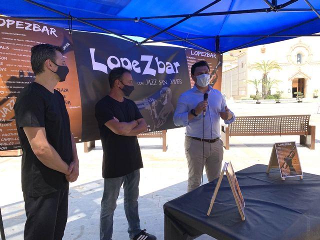 Los pinchos de LópezBar tendrán sabor a jazz y a teatro este verano en recuerdo de los festivales suspendidos - 1, Foto 1