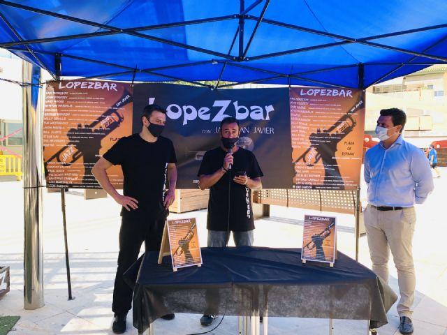 Los pinchos de LópezBar tendrán sabor a jazz y a teatro este verano en recuerdo de los festivales suspendidos - 2, Foto 2