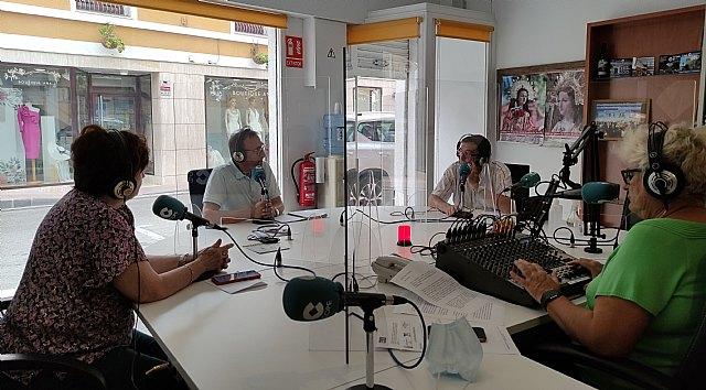 Tertulia COPE Espuña 08/07/2021, Foto 2