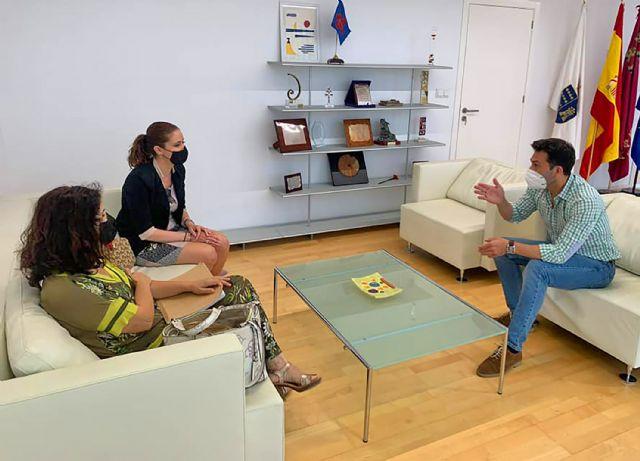 El alcalde torreño se reúne con la directora regional de Relaciones Externas de Mercadona - 1, Foto 1