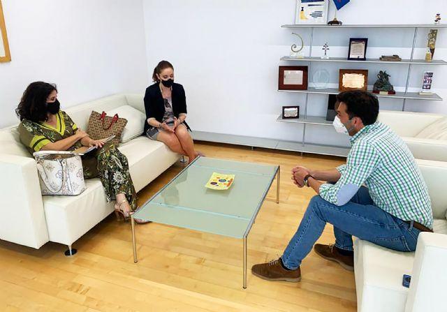 El alcalde torreño se reúne con la directora regional de Relaciones Externas de Mercadona - 2, Foto 2