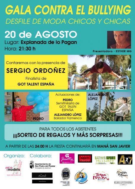 San Pedro del Pinatar celebra el día de la Juventud con diversas actividades - 2, Foto 2