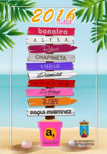 Diez comercios de ACOMA estarán presentes en una nueva edición de la feria outlet de verano - 2, Foto 2