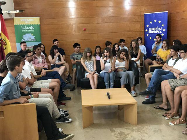 123 jóvenes murcianos recorren Europa este verano en programas de intercambio y voluntariado promovidos por el Ayuntamiento - 2, Foto 2