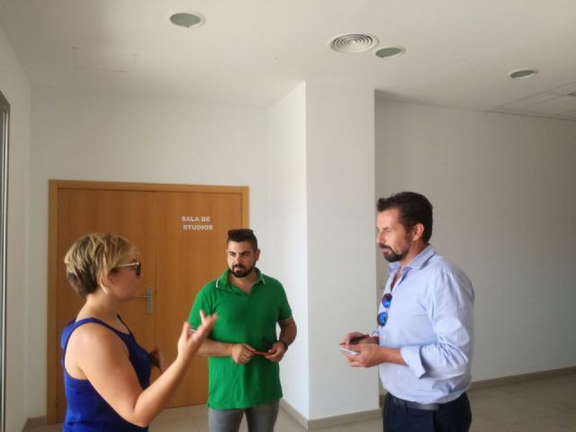 Cs exige al PP la implantación de un sistema de mantenimiento y control del edificio municipal de Alquerías - 2, Foto 2