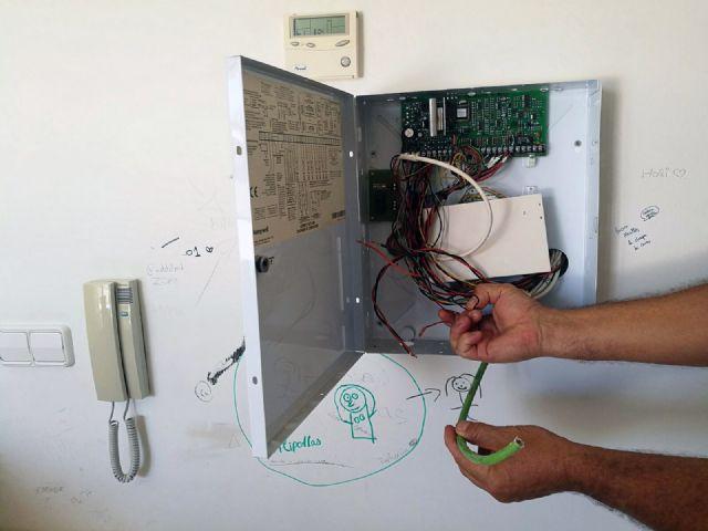 Cs exige al PP la implantación de un sistema de mantenimiento y control del edificio municipal de Alquerías - 3, Foto 3