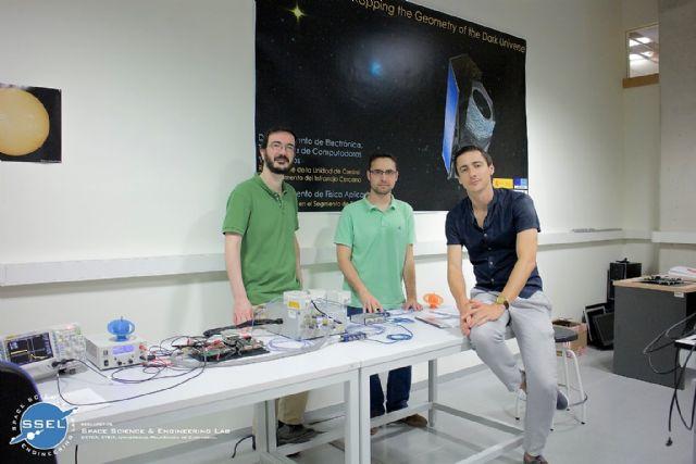 Investigadores de la UPCT entregan a la Agencia Espacial Europea los primeros modelos para el satélite Euclid - 3, Foto 3