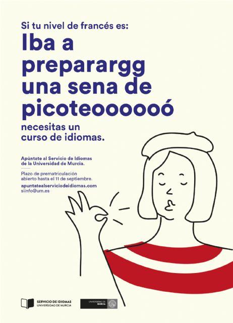 Las inscripciones en la nueva oferta de idiomas de la Universidad de Murcia continúan abiertas - 1, Foto 1