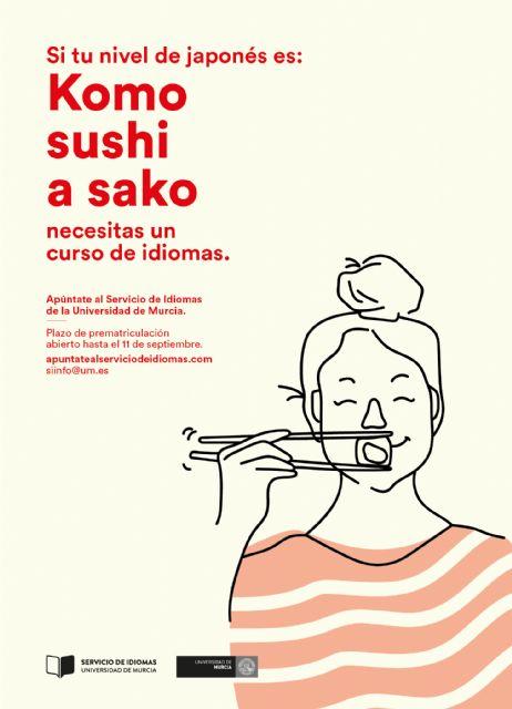 Las inscripciones en la nueva oferta de idiomas de la Universidad de Murcia continúan abiertas - 3, Foto 3