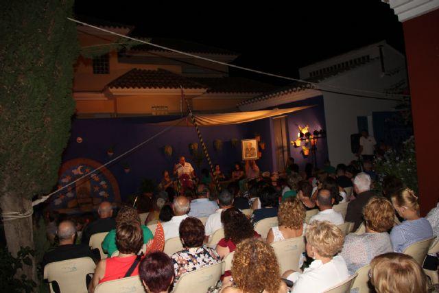 Once artistas participaron en el 'Recital de Poesía' en homenaje a Teresa Navarro Salas - 1, Foto 1