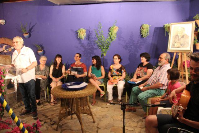 Once artistas participaron en el 'Recital de Poesía' en homenaje a Teresa Navarro Salas - 2, Foto 2