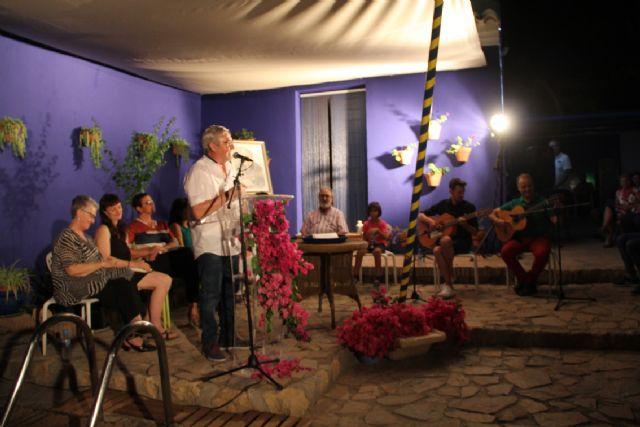 Once artistas participaron en el 'Recital de Poesía' en homenaje a Teresa Navarro Salas - 3, Foto 3