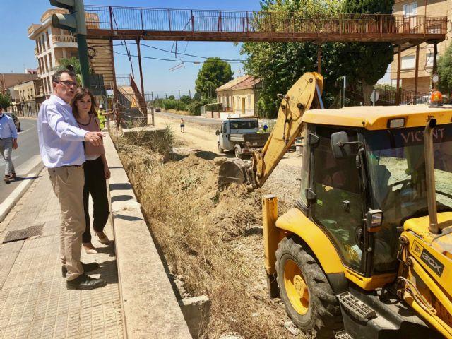 Las obras de la Vía Verde llegan a San José de la Vega - 1, Foto 1
