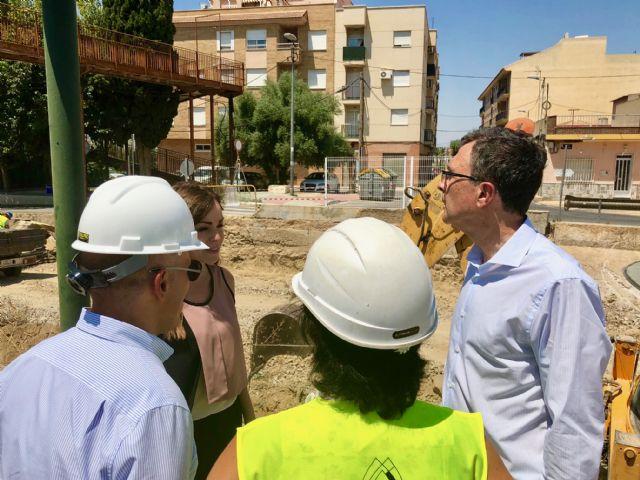 Las obras de la Vía Verde llegan a San José de la Vega - 2, Foto 2