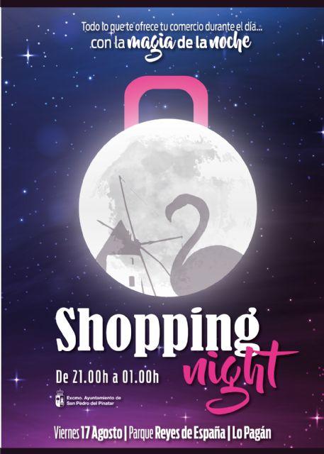 San Pedro del Pinatar celebrará su primera Shopping Night del verano - 2, Foto 2