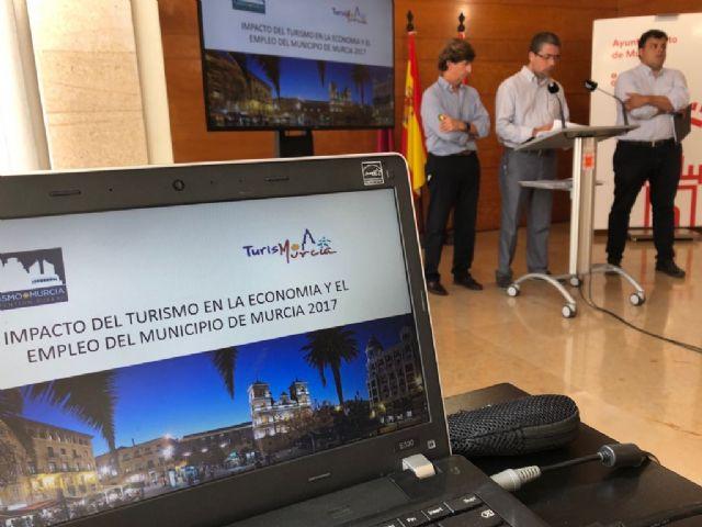 El turismo generó el pasado año 35.426 empleos en la economía del municipio - 1, Foto 1