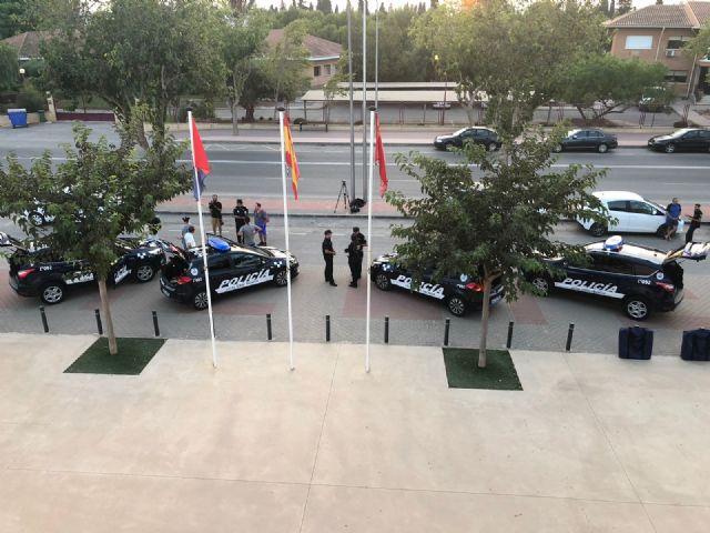 Policía Local de Torre Pacheco contará con 4 nuevos vehículos para aumentar la vigilancia y los controles de seguridad - 1, Foto 1