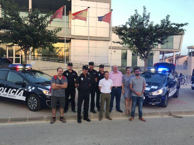 Policía Local de Torre Pacheco contará con 4 nuevos vehículos para aumentar la vigilancia y los controles de seguridad - 2, Foto 2