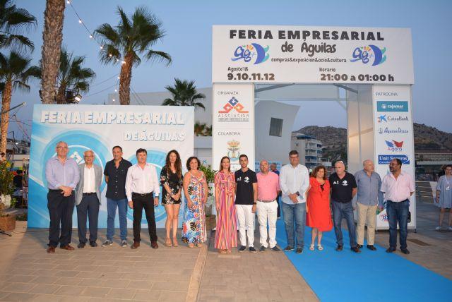 Águilas acoge hasta el próximo domingo la Feria Empresarial Compras&Ocio - 1, Foto 1
