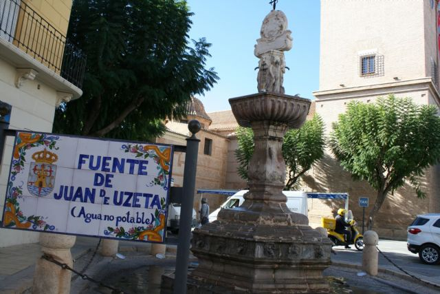 The contract for the rehabilitation of Fuente Juan de Uzeta and its surroundings was awarded for an amount of 42,989.59 euros - 1