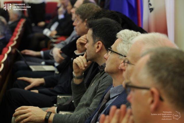 Imagen de archivo de una reunión de los Eut+, Foto 1