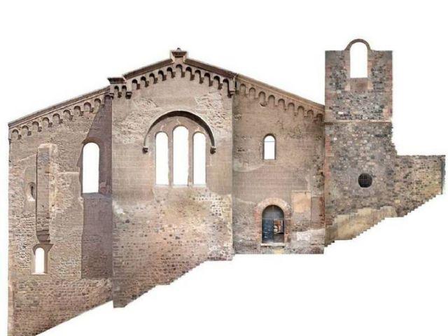 Un expediente de ruina de la Catedral Antigua de hace 200 años se convierte en el documento del mes del Archivo - 1, Foto 1