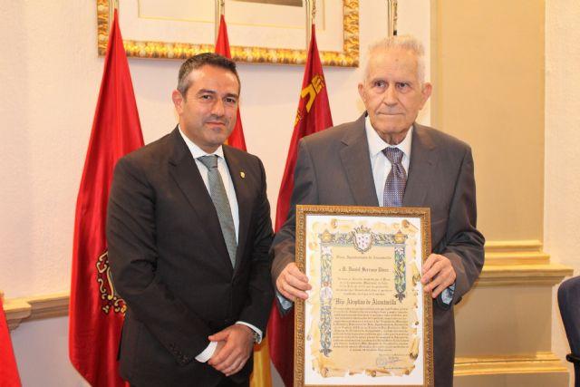 Fallece Don Daniel Serrano Várez, Hijo Adoptivo de Alcantarilla, profesor y arqueólogo alcantarillero, albaceteño de nacimiento - 1, Foto 1