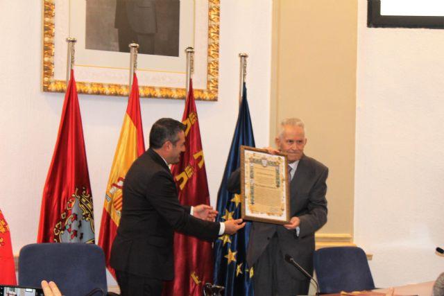 Fallece Don Daniel Serrano Várez, Hijo Adoptivo de Alcantarilla, profesor y arqueólogo alcantarillero, albaceteño de nacimiento - 2, Foto 2