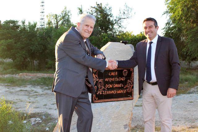 Fallece Don Daniel Serrano Várez, Hijo Adoptivo de Alcantarilla, profesor y arqueólogo alcantarillero, albaceteño de nacimiento - 3, Foto 3