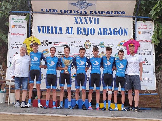 Valverde Team-Terra Fecundis conquista el Bajo Aragón - 1, Foto 1