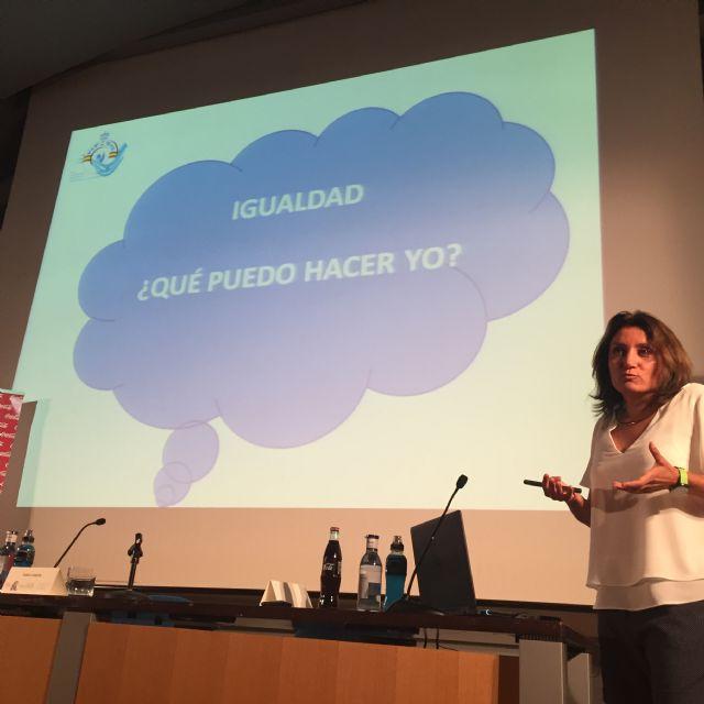 La presidenta de Salvamento y Socorrismo expone la paridad real lograda en el Mundial de Países Bajos por la representación española - 1, Foto 1