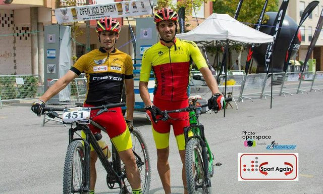 Incredible return to the competition of the boys of the Cyclist Club Santa Eulalia - 3