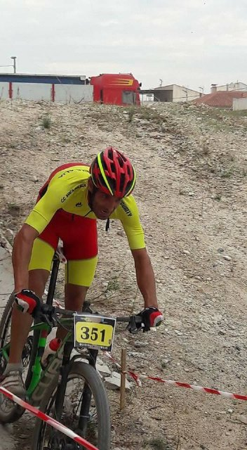 Incredible return to the competition of the boys of the Cyclist Club Santa Eulalia - 5