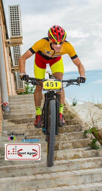 Incredible return to the competition of the boys of the Cyclist Club Santa Eulalia - 6