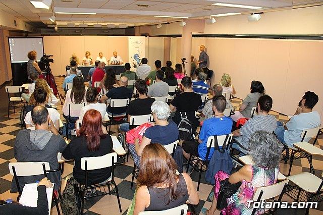 Inauguración curso sobre Arqueología Argárica, Foto 4