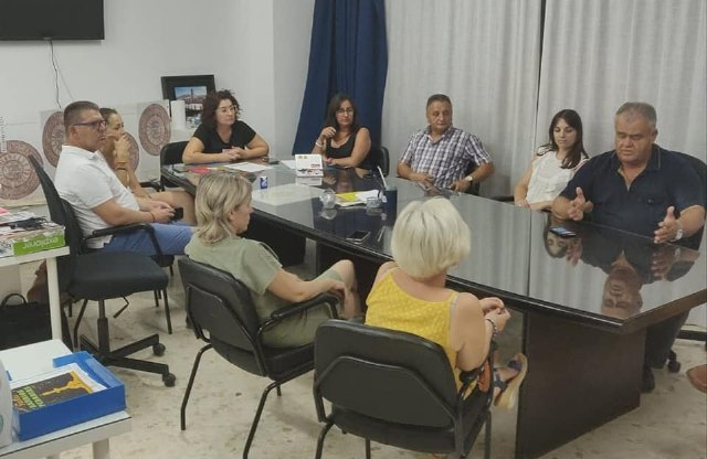 """The PP draws a road map for this political course """"that defends the interests of the neighbors and that allows to leave the general paralysis"""", Foto 1"""