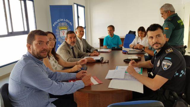Francisco Jiménez confirma la incorporación de Abarán al sistema VIOGEN para la protección de víctimas de violencia de género - 1, Foto 1