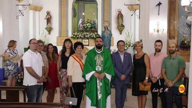 La Purísima bendijo a la Majada un año más, Foto 4