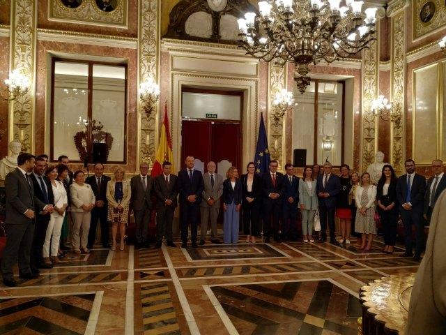 Ciudadanos reitera en el Congreso de los Diputados su apuesta por eliminar los aforamientos en la Región de Murcia, Foto 1